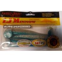 Виброхвосты съедобные Lucky John Pro Series MINNOW 13,90/T05