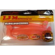 Виброхвосты съедобные Lucky John Pro Series MINNOW 13,90/F05