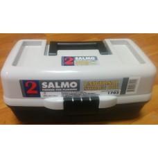 Ящик рыболовный Salmo 2х-полочный малый