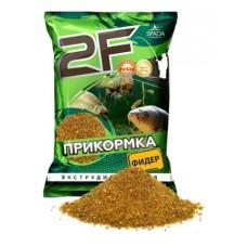 Прикормка 2F «Фидер желтый» 1 кг