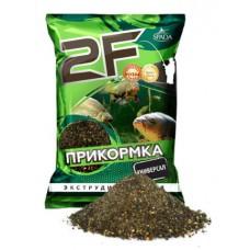 Прикормка 2F «Универсальная черная» 1 кг