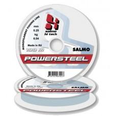 Леска монофильная Salmo Hi-Tech POWERSTEEL 100