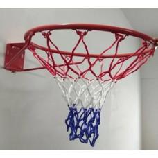 Кольцо баскетбольное № 7 с сеткой