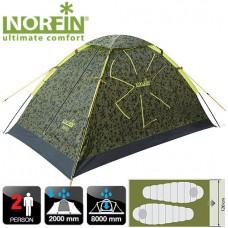 Палатка 2-x местная NORFIN RUFFE 2 NC-10101