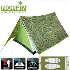Палатка 2-x местная NORFIN TUNA 2 NC-10103