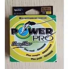 Леска плетеная Power Pro