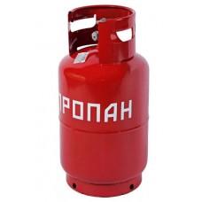 Баллон газовый бытовой 12 литров с вентилем