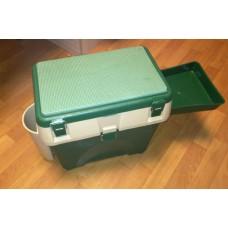 Ящик для зимней рыбалки Cayme 30 л