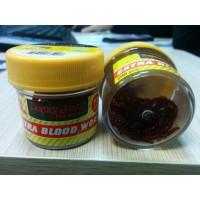 Мотыль искусственный Lucky John Extra Blood Worm