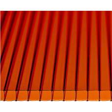 Сотовый поликарбонат цветной