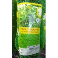 Сетка шпалерная для вьющихся растений 2 х 15 м