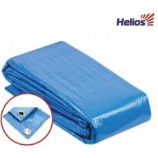 Тент универсальный 4*6 60 гр BLUE Helios
